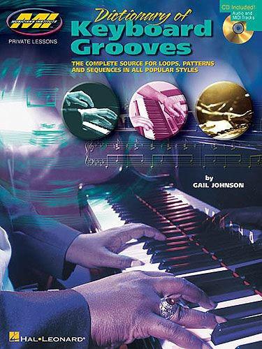 Keyboard Grooves Teclado Novation Ensoniq Casio Kawai Korg