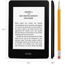 Kindle Paperwhite 3g Lector Digital Con Luz Integrada 2013