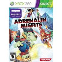 Adrenalin Misfits Xbox 360 Kinect
