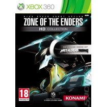 Zone Of The Enders, Soulcalibur Iv Xbox 360