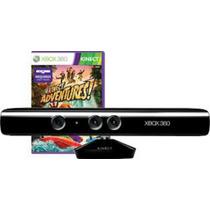 Kineck Xbox 360 + Juego Aventuras Completamente Nuevo