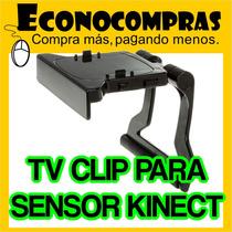 Clip Para Tv De Sensor Kinect Fácil De Instalar 100% Nuevo
