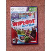 Wipeout In The Zone Xbox 360 Kinect
