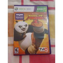 Video Juego Para Xbox 360 Kinect: Kung Fu Panda 2. Thq