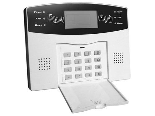 Kit Completo Alarma Inalámbrica Casa/negocio Sin Monitoreo