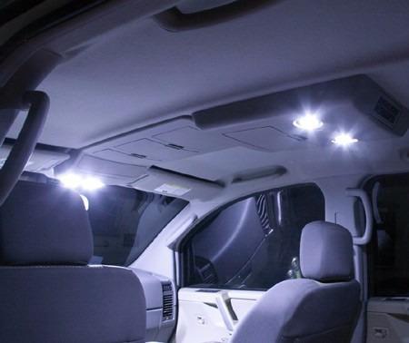 Kit de luces led mazda 3 2010 al 2012 interior portaplacas en mercadolibre - Kit de interior ...