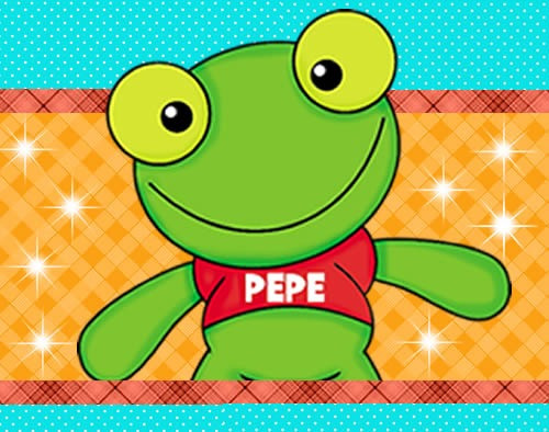 sapo pepe 5 - photo #7