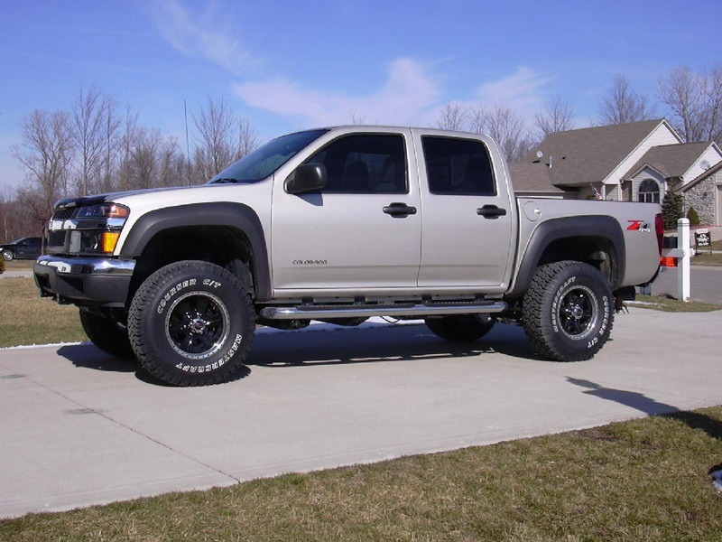 New Chevrolet Colorado Html Autos Post