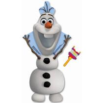 Papalote X Kite Olaf Frozen Con Todo Para Volarlo 1.77 Mts !
