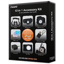 Paquete Kit De Accesorios 12 En 1 For Ipod Shuffle Atomgames