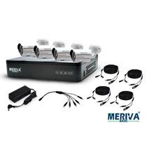 Kit De Seguridad Meriva Basic 800tvl