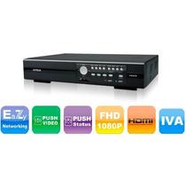 Dvr Avtech 4 Canales Tri-hibrido Hdtvi Analogico E Ip 1080p