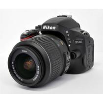 Camara Nikon D5100 16.2 Mp Lente 18 - 55 Mm