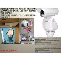 Sistema Esprit® Espt31 Con Cámara Esiopc22 Y Modulo Estx-5