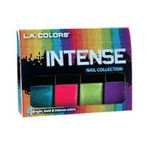 Maquillaje Kit 4 Esmalte/barniz La Colors + Regalo.oferta