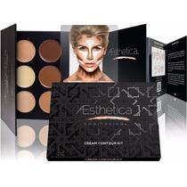 Maquillaje Aesthetica Cosmetics Makeup Hipoalegernico