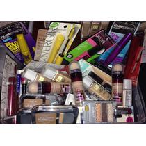 Lote De Cosmeticos 100 Pz Loreal Maybelline.... Envio Gratis