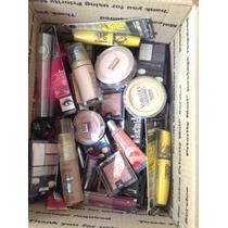 Lote De Cosmeticos 5 Pz Loreal Maybelline.... Envio Gratis
