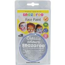 Snazaroo Pintura De Cara 18ml-gris Claro