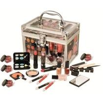 Kit De Make-up Profesional Eyeshadow,pedicure,manicure Y Mas