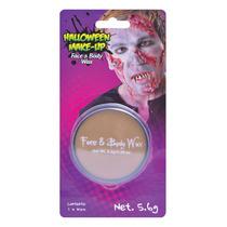 Cara De Cera - Y Cuerpo Maquillaje Zombie Scar Tissue De Hal