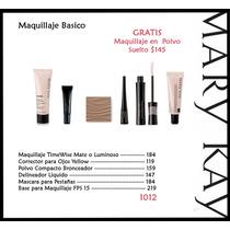 Paquete Maquillaje Basico Mary Kay Envio Gratis