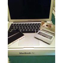 B Lote 10 Macbook Espejo Para Cosméticos Maquillaje, Regalo