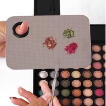 Paleta De Acero Para Mezclar Maquillaje Con Espátula