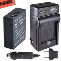 Np-w126 Batería Y Cargador Kit Para Fujifilm Finepix Hs30exr