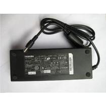 Cargador Adaptador De Laptop Toshiba Original 19v 6.3a