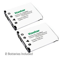 Kastar Batería (2-pack) Para Fujifilm Np-45, Np-45a, Np-45b,