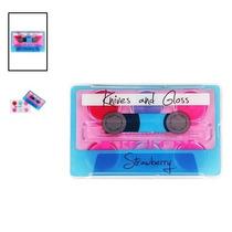 Hot Topic Brillo Mixtape Knives And Gloss Strawberry Lip Glo