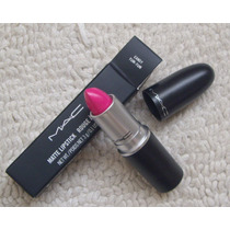 Mac Lipstick, Candy Yum Yum, Nicki 2, Heroine, Labial Mac