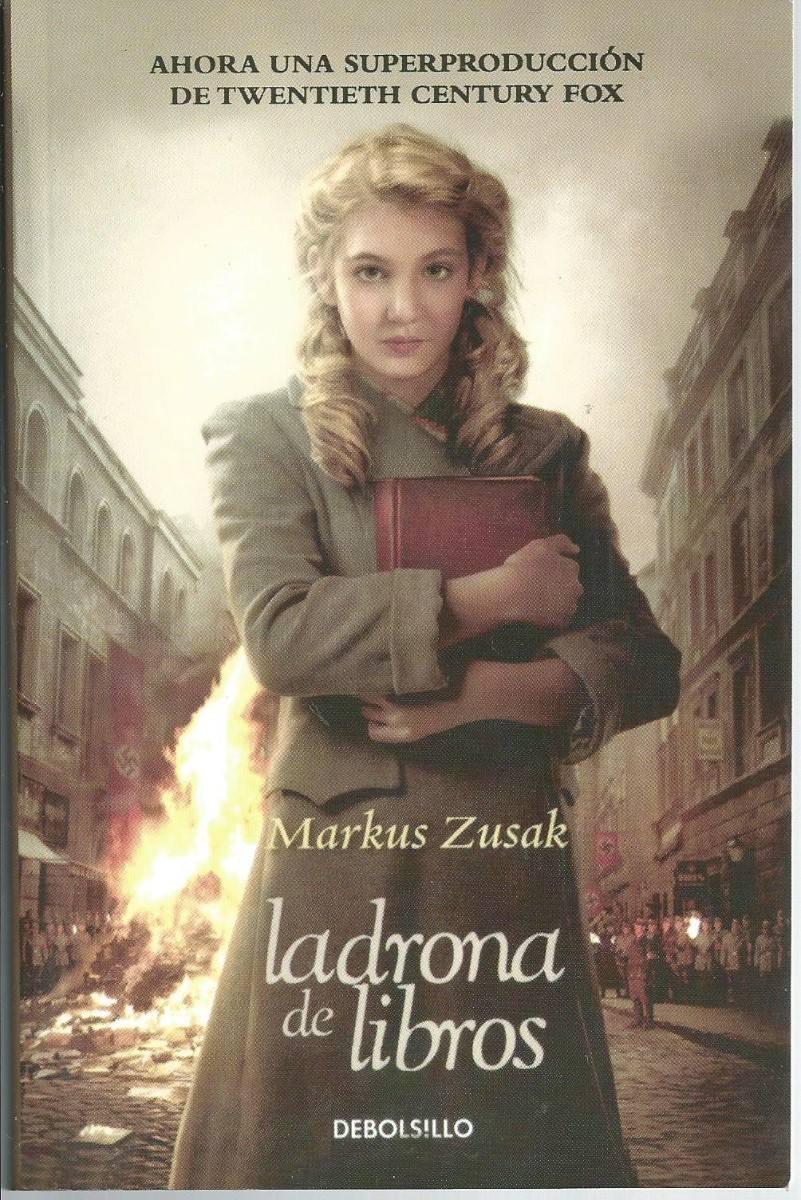 amando a los libros: LADRONA DE LIBROS, GRAN HISTORIA