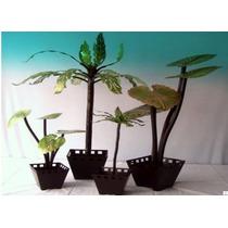 Decoracion Con Macetas Y Plantas Daa
