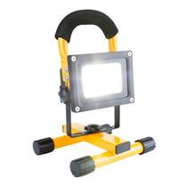 Reflector Portatil Exterior 10w Sellado Recargable Uso Rudo