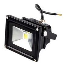 Reflector Led De Exterior Microled 10w Blanco Frío Y Cálido
