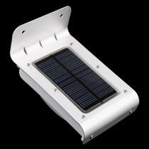 Lampara Solar Exterior 16 Led Resiste Calor Y Lluvia, Vmj