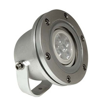Luminario Led Sumergible Acabado Aluminio 50w Illux