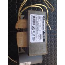 Balastro Aditivo Metalico 400 Watts 120-277 Multivoltaje