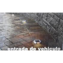4 Lamparas Solares De Marcacion Tipo Fantasma De Carretera