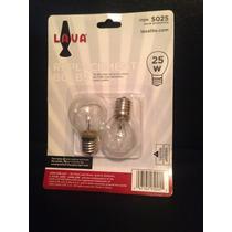 Foco Repuesto Para Lampara Marca Lava Lamp De 14.5 Pulg E4f