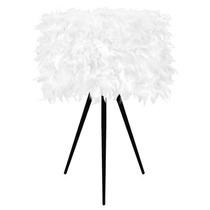 Lampara De Mesa Escritorio Decorativa Diseño Pluma Pm0