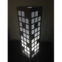 Lámpara Decorativa Cuadros