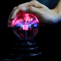 Esfera De Plasma, Excelente Decoración