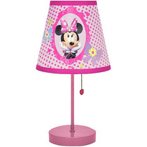 Lampara Para Recamara De Minnie Mouse