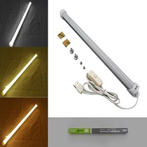 Lampara Dingbei Protable Usb Dc 5v Warm White Led Strip Lig