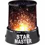 Lampara Con Focos Led Proyector De Estrellas Star Master
