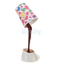 Lámpara De Led En Forma De Taza De Café