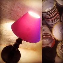 Lámpara Reciclada Dolce Gusto